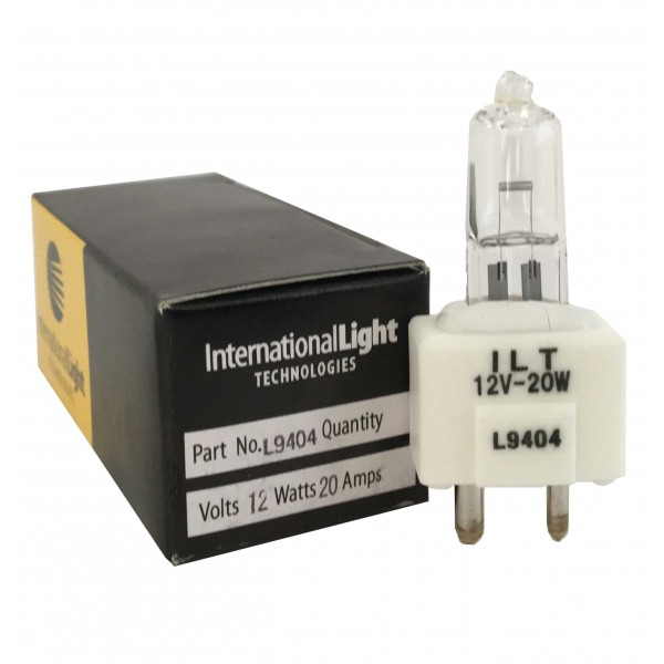L9404 20W 12V GY9.5 (GILWAY) - INTERNATIONAL LIGHT