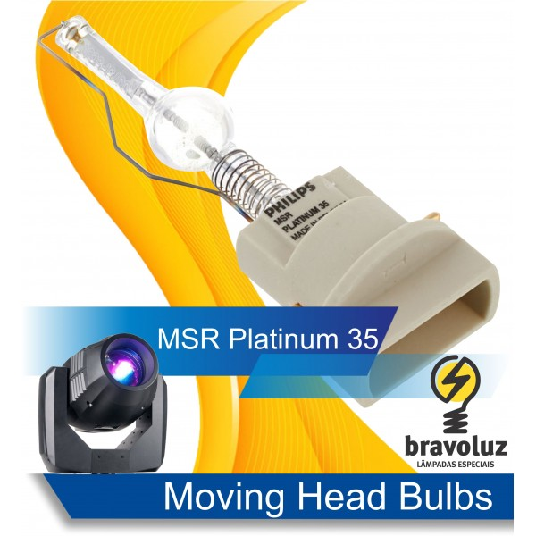 MSR Platinum 35 - PHILIPS