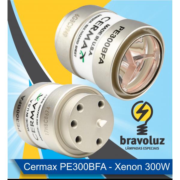 XENON 300W - PE300BF - EXCELITAS