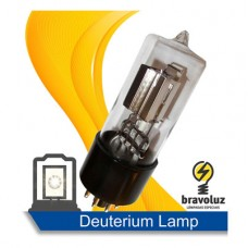 Deuterium Lamp 2,5V~4V for Instruments from GBC, JASCO, MICRONAL, SHIMADZU