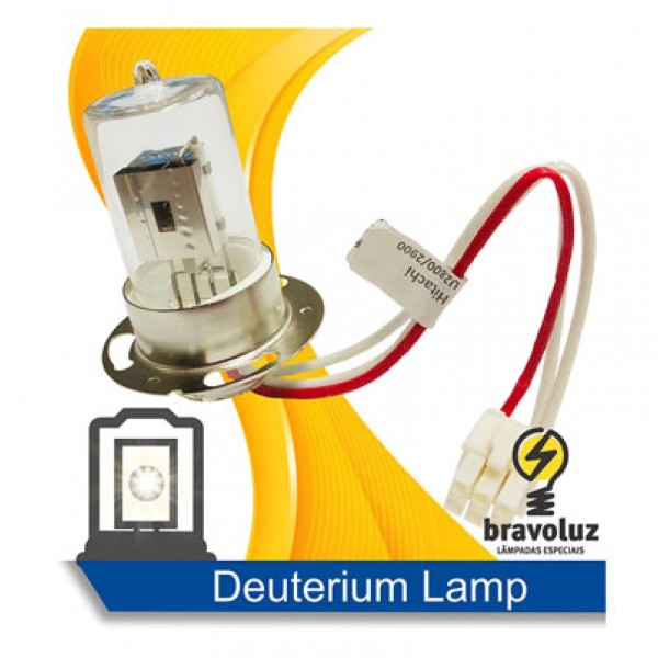 Deuterium Lamp 2J1-1500, 122-2300 for Hitachi