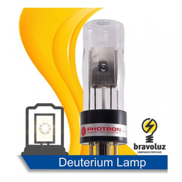 Deuterium Lamp P726 Photron for Jasco