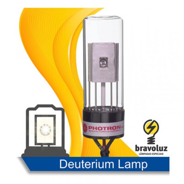 Deuterium Lamp Photron P701