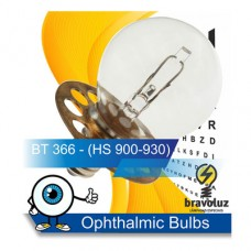 BT 366 6V 4,5A E14 - 9 FUROS - HS 900-930 - MADE in JAPAN - HIKARI LAMPS