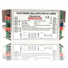 Reator Eletronico para lâmpada UVC 1x36W~41W ou 2x10W~21W BI-Volt