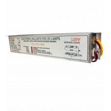 Reator Eletronico para lâmpada UVC 36W-64W/T5SP - (FA8 - monopino) - 120V
