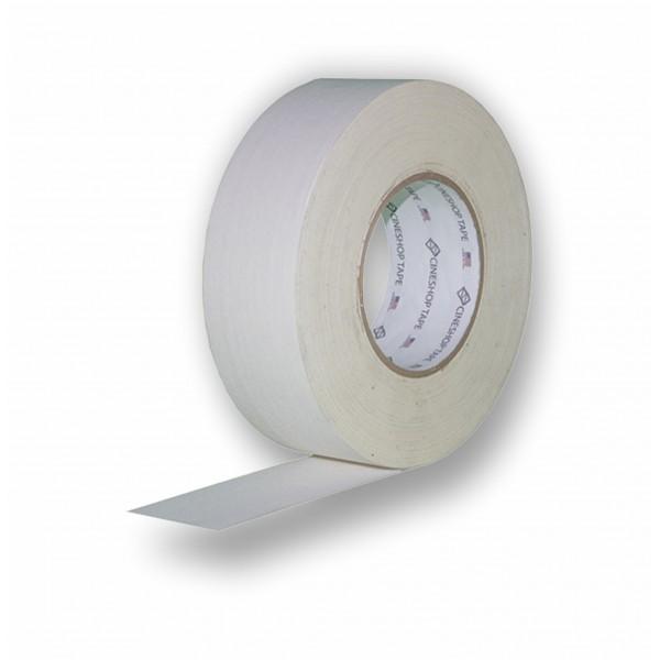 Fita de Tecido CineGaff 5cmx50m Branco