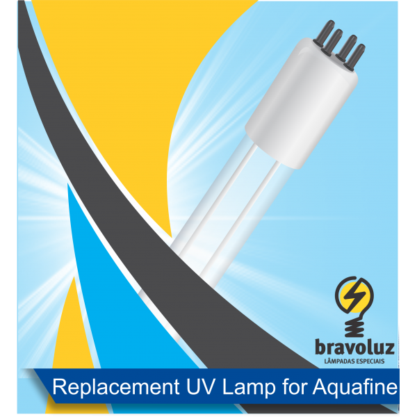 GERMICIDA Amalgam Lamps - 200W - 254nm