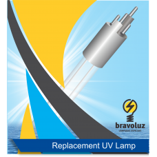 GERMICIDA 22W - S463RL - 4 Pin Stepped - UV-BRAVO