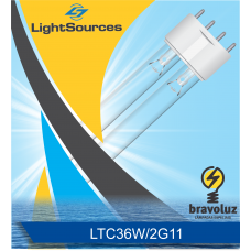 GERMICIDA 36W - 2G11 - Light Sources