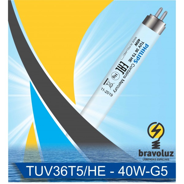 GERMICIDA 36W - T5/G5 - PHILIPS