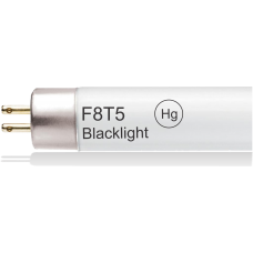 BLACK LIGHT 8W - F8T5/BL - 365nm - SCT