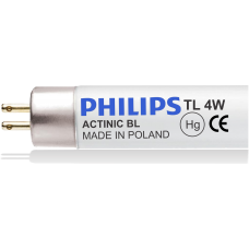 BLACK LIGHT 4W - TL 4W/05 - PHILIPS