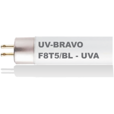 BLACK LIGHT 8W - F8T5/BL - 365nm - UV-BRAVO