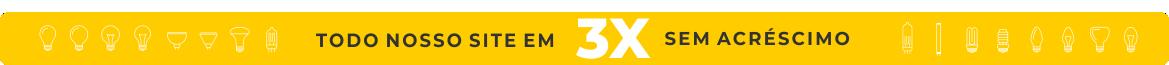 3x sem acréscimo